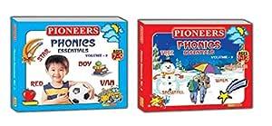 PIONEERS - PHONICS ESSENTIAL VOL : 2&3 : Age - 5-7 & 7-9yrs (Pack of 2 CDs)