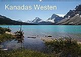 Kanadas Westen 2019 (Wandkalender 2019 DIN A2 quer): Die schönsten Landschaften des kanadischen Westen (Monatskalender, 14 Seiten ) (CALVENDO Orte) - Frank Zimmermann