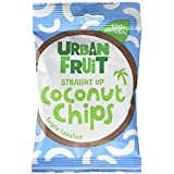 Urban Fruit Coconut Chips Straight Up 14 x 25g