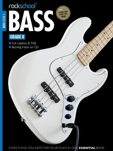 Rockschool Bass Grade 8 (2012-2018) por Various