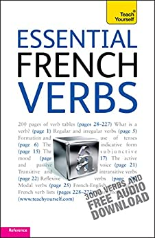 Essential French Verbs: Teach Yourself (Teach Yourself Language Reference) (English Edition) par [Weston, Marie-Therese]
