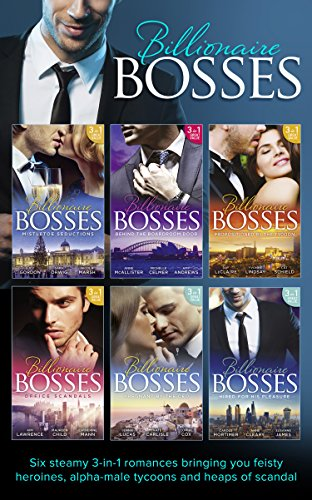Billionaire Bosses Collection (Mills & Boon e-Book Collections) (Diamonds are Forever) (Green Jordan Shorts)