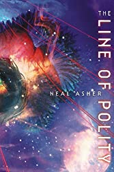 The Line of Polity (Ian Cormac, Book 2) by Neal Asher (2008-04-30)