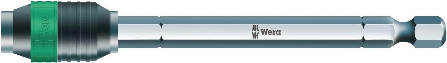 Wera 889/4 R Rapidaptor Universalhalter, 1/4 Zoll x 100 mm x 1/4 Zoll, WER052504
