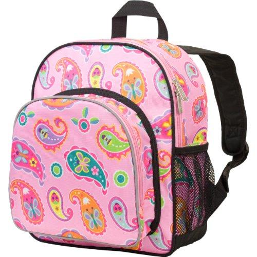 wildkin-kleinkinder-rucksack-pink-paisley-mehrfarbig
