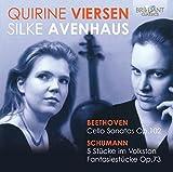 BEETHOVEN: Cello Sonatas Op.102, SCHUMANN: