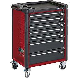 Hazet 179-7-RAL3020 Werkzeug-, Material- und Montagewagen