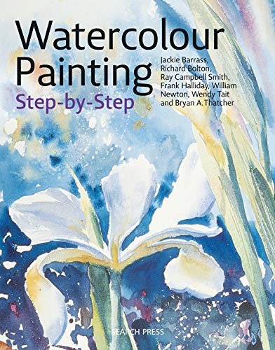 Watercolour Painting Step-by-Step (Step-by-Step Leisure Arts)