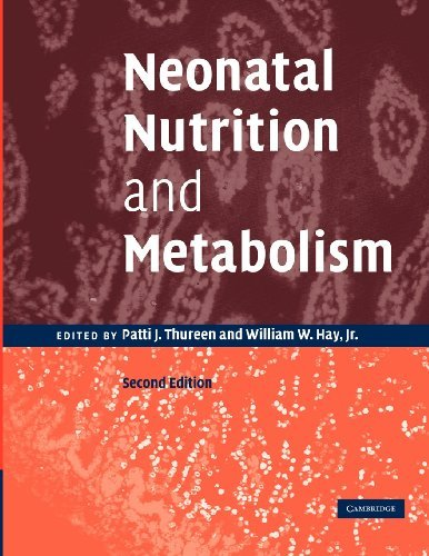 Neonatal Nutrition and Metabolism by Patti J. Thureen (2012-12-13) par Patti J. Thureen
