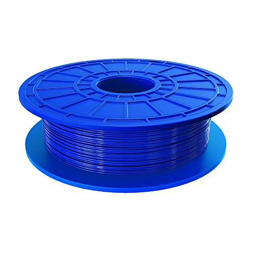 Dremel PLA Filament auf pflanzlicher Basis hergestellt, recyclebar, 1,75 mm, 3D Drucker, blau, 26153D06JA