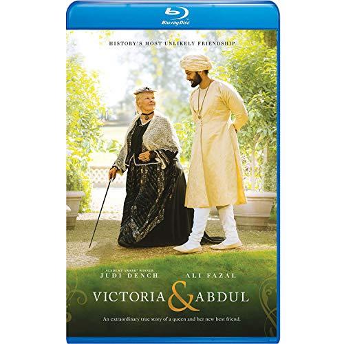Indische Kostüm Zwei Stück - VICTORIA & ABDUL - VICTORIA & ABDUL (2 Blu-ray)