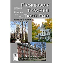 Professor Teaches the Tight End (MFM) (English Edition)