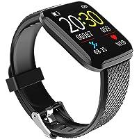 TechStream D116 Bluetooth Fitness Band Smart Watch Activity Tracker for Men / Women , Boys / Girls. Step and Calorie…