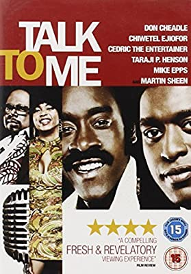 Talk to Me [DVD] by Don Cheadle