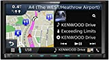 """Kenwood dnx-7170dabs 7""""Navigation System with Integrated DVD and DAB +, Clear Resistive, Monitor"""