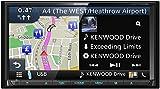 Kenwood DNX7170DABS Navigationssystem (Kontinent)