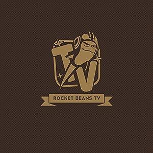 DeinDesign Nintendo Switch Folie Skin Sticker aus Vinyl-Folie Aufkleber Rocket Beans TV Logo Merchandise