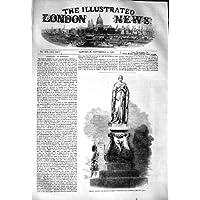 1851 PALAZZO COLOSSALE EDIMBURGO DELLA REGINA HOLYROOD