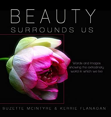 Beauty Surrounds Us: A Words & Images Coffee Table Book - inexpensive UK light store.