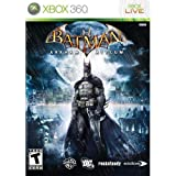 Batman: Arkham Asylum (englisches Handbuch)