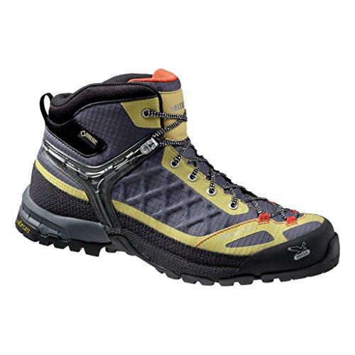 Salewa Firetail EVO MID GTX, Scarponcini da escursionismo e camminata Uomo Multicolore (Smoke/gneiss 0618)