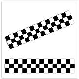 Carstyling Xxl Race Flag Stripe Streifen 5 M X 60 Mm Schneller Versand Innerhalb 24 Stunden Auto