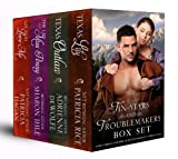 Tin-Stars and Troublemakers Box Set (Four Complete Historical Western Romance Novels in One) (English Edition)