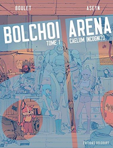 Bolchoi arena n° 1<br /> Caelum incognito