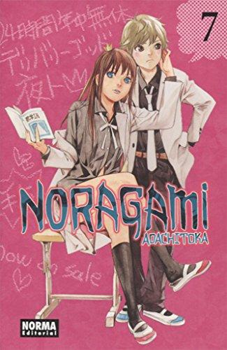 Noragami 07 por Adachitoka