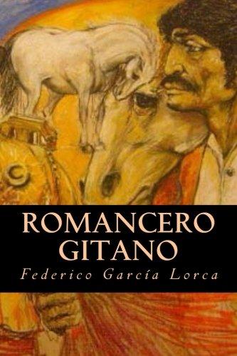 Romancero Gitano por Federico García Lorca