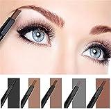 HITTIME Waterof Smooth Automatic Eyebrow Eyeliner Pencil Powder Shapper