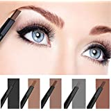 HITTIME Waterof Smooth Automatic Eyebrow Eyeliner Pencil Powder Shapper