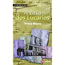 A casa dos Lucarios (Infantil E Xuvenil - Fóra De Xogo)