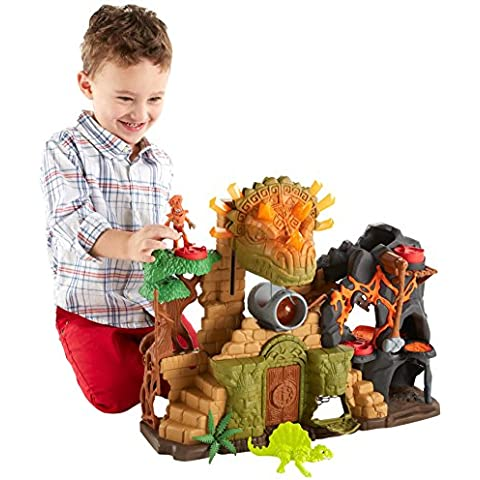 Fisher Price Dino Fortress by Fisher-Price