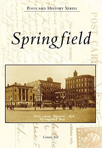 Springfield (Postcard History Series) (English Edition)