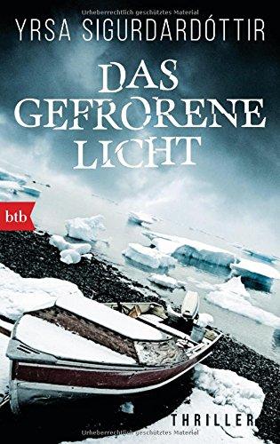 Buchseite und Rezensionen zu 'Das gefrorene Licht' von Yrsa Sigurdardóttir
