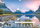 Natur pur: Neuseeland (Wandkalender 2017 DIN A3 quer): Einzigartige Landschaftspanoramen aus Neuseeland (Monatskalender, 14 Seiten ) (CALVENDO Orte)