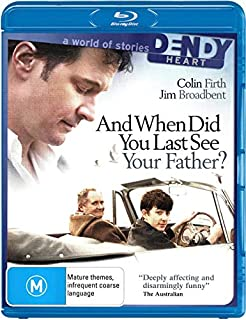 And When Did You Last See Your Father? [Blu-ray]