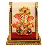 Aica Gifts Ganesha Ganesh Ganpati Car Dashboard Idol Hindu God Showpiece