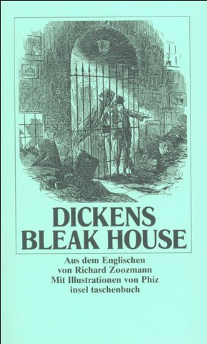 Buchseite und Rezensionen zu 'Bleak House (insel taschenbuch)' von Charles Dickens