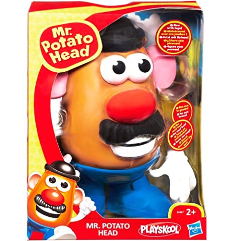 Mr Patate - A6470E240 - Jeu de Construction - Mr (Italiano Patate)