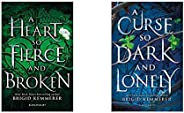 Bridig Kemmerer Book Pack : A Heart So Fierce and Broken+A Curse So Dark and Lonely (Set of 2 Books)