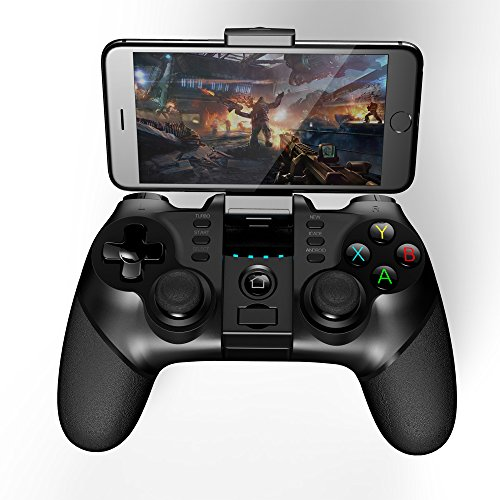 iPega PG-9077 Bluetooth Drahtlose Gamepad / Bluetooth Game Controller / Gamepad / Joystick für Win XP Win7 8 TV Box Tablet PC (Bluetooth Version)