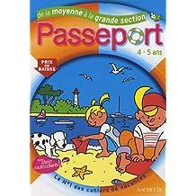 Passeport de la Moyenne à la Grande Section