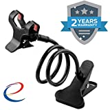 Energic Snake Like Design Adjustable Phone Holder Flexible Stand With 360 Degree Rotation Movement Great For Home, Office, Car Etc Compatible With Compatible With Xiaomi Mi, Apple IPhone & IPad, Samsung, Sony, Lenovo, Oppo, Vivo And All Smartphones Tw