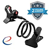 #3: supreno™ Snake Like Design Adjustable Phone Holder Flexible Stand With 360 Degree Rotation movement Great for Home, Office, Car etc Compatible With Compatible With Xiaomi Mi, Apple iPhone & iPad, Samsung, Sony, Lenovo, Oppo, Vivo and All Smartphones two Year Warranty,( Assorted Colour)