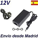 Cargador Corriente 12V Reemplazo Drobo FS EDAC POWER ELEC EA1101E-120 Recambio Replacement