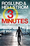 Front cover for the book Three Minutes by Anders Roslund