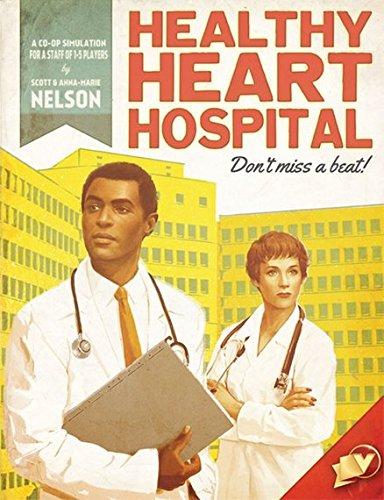 Healthy Heart Hospital Box - English