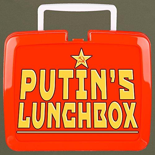 Putin's Lunchbox T-Shirt, Damen Olivgrn